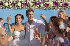 Tie the knot at Dreams Resorts & Spas! Let us help you plan the destination wedding you have always dreamed of!