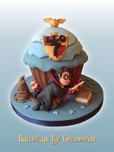 Harry Potter on Cake Central