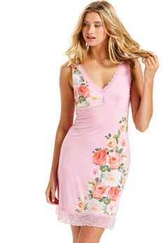 Image for Floral Placement Slinky from Peter Alexander