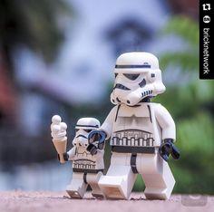 "#Repost @bricknetwork with @repostapp.  ""Happy SONday"" Photo and caption by  @wanzfotos  #legophotography #sweet #dad #awesome #brickfilm #stopmotion #legostagram #awesome #legominifigs #brickfans #creative #legos #lego #starwars #art #bricknetwork #beach #laugh #creation #icecream #photography #minifigure #minifigures #memorial #stormtrooper #dessert #thelegomovie #legoland by instabricks"