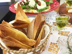 Pão Árabe de Micro-ondas