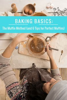 Learn what the muffin method is and 6 Tips For Perfect Muffins! You will be making perfect muffin in no time! So recently, I decided to re-make these blueberry crumb muffins I had made a few years back and update the hideous photos that did not do them justice. Oh and I made a video...Read More »