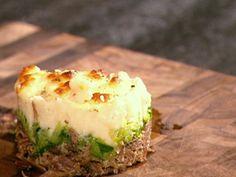 Plat - Parmentier de Celeri-Rave, poireau et canard confit