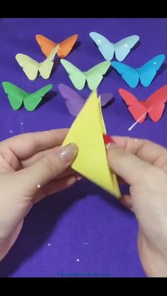 - Click below to GET MORE >>>> paper christmas crafts diy birthday crafts how to make giant flowers colored paper crafts Color Paper Crafts, Paper Crafts Origami, Paper Crafts For Kids, Cardboard Crafts, Diy Paper, Paper Crafting, Oragami, Diy Crafts, Paper Bows