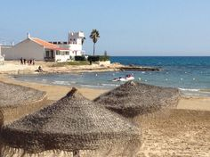 Torrevieja, Spanish Towns, Most Beautiful, Alicante, Building, Beach, Water, Travel, Outdoor