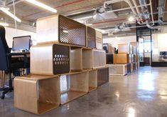 rethinking the work environment -- honeycomb-modular-storage-shelving-4