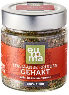 Italiaanse kruiden gehakt - Italiaanse bloemkool ovenschotel Coffee Cans, Mozzarella, Squash, Zucchini, Slow Cooker, Salads, Spices, Lunch, Canning