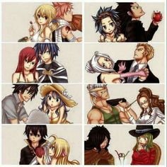 The Ultimate Ships of Fairy Tail ><