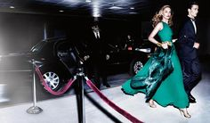 Fashion Advertising: Michael Kors Holiday 2012