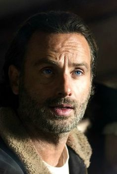 """The Walking Dead - Rick in s6 finale """"Last Day On Earth"""""""