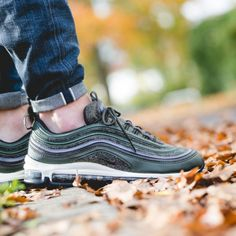 Nike Air Max 97 Metallic Hematite dropped today did you cop