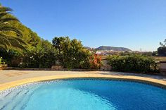 Holiday house in a quiet area 500m from the beach #Calpe #Moraira #Costablanca #Spain