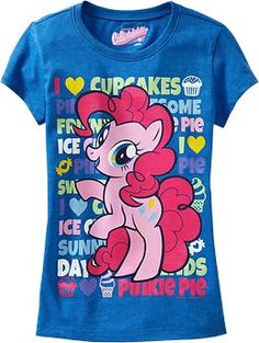 Girls My Little Pony© Tees $13 @ Old Navy