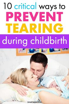 Pregnancy for first time moms. Learn how to avoid tearing and cuts when in labor and childbirth with baby. Pregnancy advice for first time in labor. Pregnancy Information, Change Your Life, Natural Birth, Decor Pillows, Decorative Pillows, After Baby, Pregnant Mom, Pregnant Clothes, First Time Moms