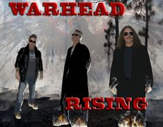 Check out Warhead Rising on ReverbNation #METAL #HARDROCK #POWERROCK