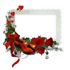"""Photo from album """"Heart beating"""" on Yandex. Halloween Frames, Christmas Frames, Christmas Cards, Company Letterhead, Image Citation, Frame It, Views Album, Picture Frames, Floral Wreath"""