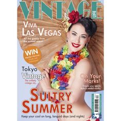 Issue 20 of Vintage Life