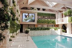 Magnificent Indoor Pools for Your Eyes - Sortrature