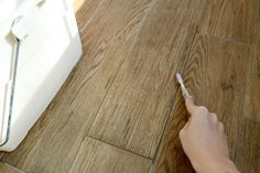 Chris Loves Julia | Removing Grout Haze the Easy Way