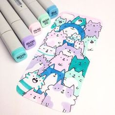 Awesome doodles!!