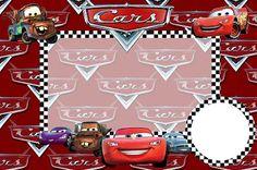 Invitaciones para imprimir gratis de Cars.