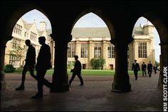 A very traditional British schooling experience.  Thumbnail is of the OSR building and Great Hall at Uppingham.