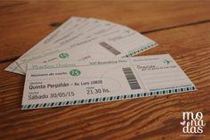 """Invitaciones """"Pasaporte"""" 15 años #monadas #invitación #15años #pasaporte #boardingpass #passport http://www.monadaseventos.com.ar/invitaciones-pasaporte-15-anos/"""