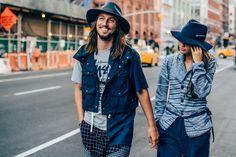 Missoni, Isaac Larose, New York, Engineered Garments, Kiko Kostadinov x Stussy, Larose Paris, Florence Provencher Proulx