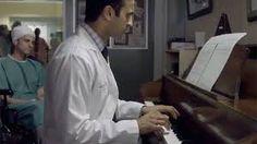 huse madhavji - On Saving Hope -plays the piano for real! Saving Hope, Erik Satie, Piano, Blog, Inspiration, Inspired, Biblical Inspiration, Pianos, Blogging