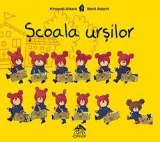 A l'école des ours de Hiroyuki Aihara, Japanese Books, Conte, Lisa Simpson, Children, Kids, Catalog, Family Guy, Comics, School