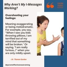 #imessages #communication #gordonmodel #gordontraining When I See You, Out Of My Mind, Training Programs, Best Quotes, Communication, Meant To Be, Parenting, Mindfulness, Messages