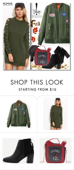 """""""Sweatshirt Dress"""" by andrea2andare ❤ liked on Polyvore"""