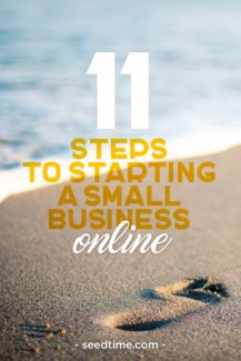 These were the steps I took to start my online business and they will vary depending on the type of business you are wanting to start.…