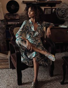 ANAIS MALI FOR VOGUE SPAIN MARCH 2016