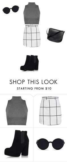 """""""Untitled #59"""" by doda-laban on Polyvore featuring Topshop, 3.1 Phillip Lim and Mansur Gavriel"""