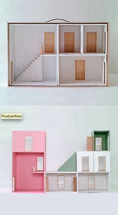 Check my latest Nesting Post over at Cookie Magazine: Dollhouse by Hase Weiss