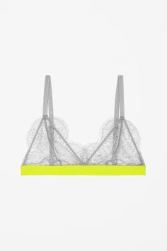 Lace bra - COS store