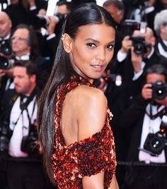 Liya Kebede's glowing skin // Cannes 2015 beauty