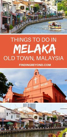 Are you looking for things to do in Melaka Old Town? Then check out this list for the best of what to do and see in #Melaka. #oldtown #UNESCO #malaysia #malaysiatravel #malaysiaguides | Best of Malaysia | Malasyia Highlights | Melaka Highlights | Melaka Tips | What to do in Malaysia #melakguide