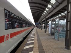 A train at the station in Kaiserslautern, Germany Women's Army Corps, Kaiserslautern, Places Of Interest, Germany Travel, Austria, Places To Travel, Places Ive Been, Beautiful Places, To Go
