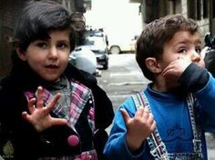 @greatkhankpk: Good morning World ... children Gouta .. offer us a smile. #Syria #AssadWarCrimes #SpeakUp4SyrianChildren Syrian Children, Good Morning World, Smile, Face, The Face, Faces, Facial, Laughing