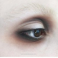 BROW INSPIRATION : BLEACHED BROW 12