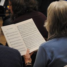 Learning Parry's Songs of Farewell.  Birmingham Festival Choral Society. #choir #choralsociety #singing #hobbies #music #birmingham