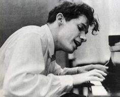 グールドの「グレン・グールド 天才ピアニストの愛と孤独」の画像