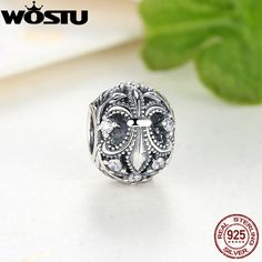 Cheap charm original, Buy Quality charms silver 925 original directly from China 925 sterling silver charms Suppliers: Hot Sale 925 Sterling Silver Fleur-De-Lis Original Charm With Clear CZ Fit Pandora Bracelet Necklace Authentic DIY Jewelry