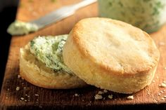 Perfect Gluten-Free Biscuits (via @kingarthurflour)