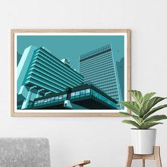 Manchester Art Prints - Artwork - Unique Art from Manchester Artists Manchester Art, Make Art, All Print, Unique Art, Design Ideas, Interiors, Illustration, Artist, Artwork