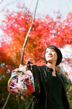 Furoshiki Handbag