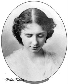 """""""It is wonderful how much time good people spend fighting the devil. If they would only expend the same amount of energy loving their fellow men, the devil would die in his own tracks of ennui."""" Helen Keller"""