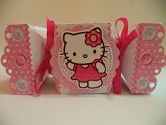 Caixa Bala Hello Kitty